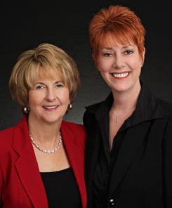 Asheville Realtors - Pat and Donna of KW