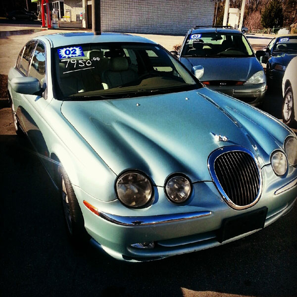 Asheville Used Cars at Appalachian Motors - Jaguar