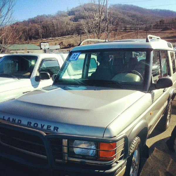 Asheville Used Cars at Appalachian Motors - Land Rover