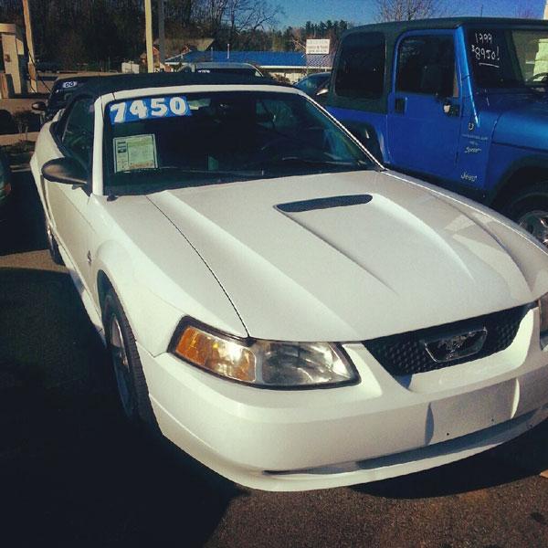 Asheville Used Cars at Appalachian Motors - Mustang