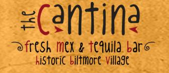 The Cantina at Biltmore Village in Asheville NC