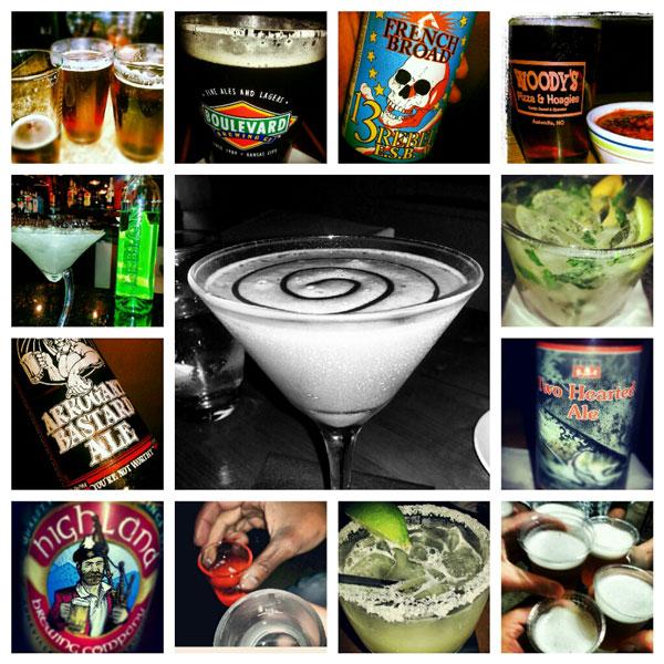 asheville drinks cocktails
