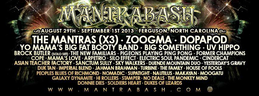 MANTRABASH MUSIC AND ARTS FESTIVAL 2013