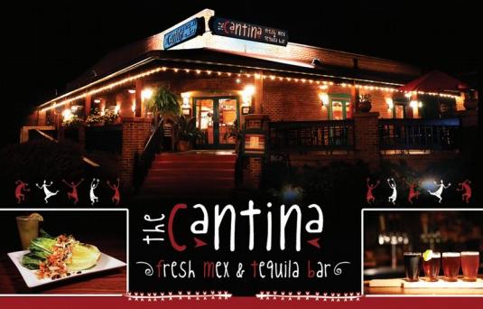Cantina at Biltmore Village in Asheville North Carolina
