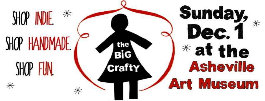 the big crafty festival asheville nc