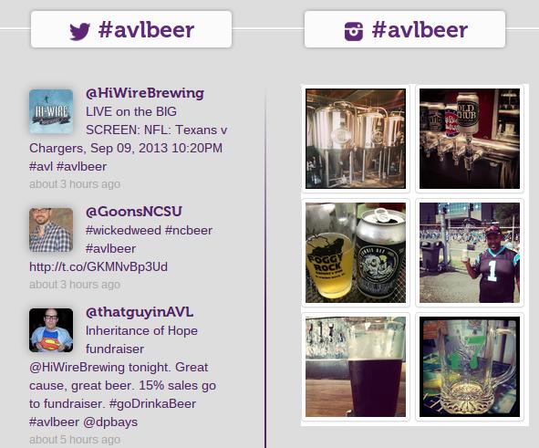 AskAsheville Asheville Beer #avlbeer hashtag
