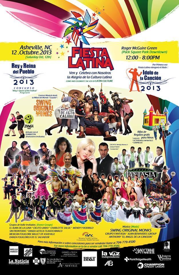 fiesta latina asheville nc