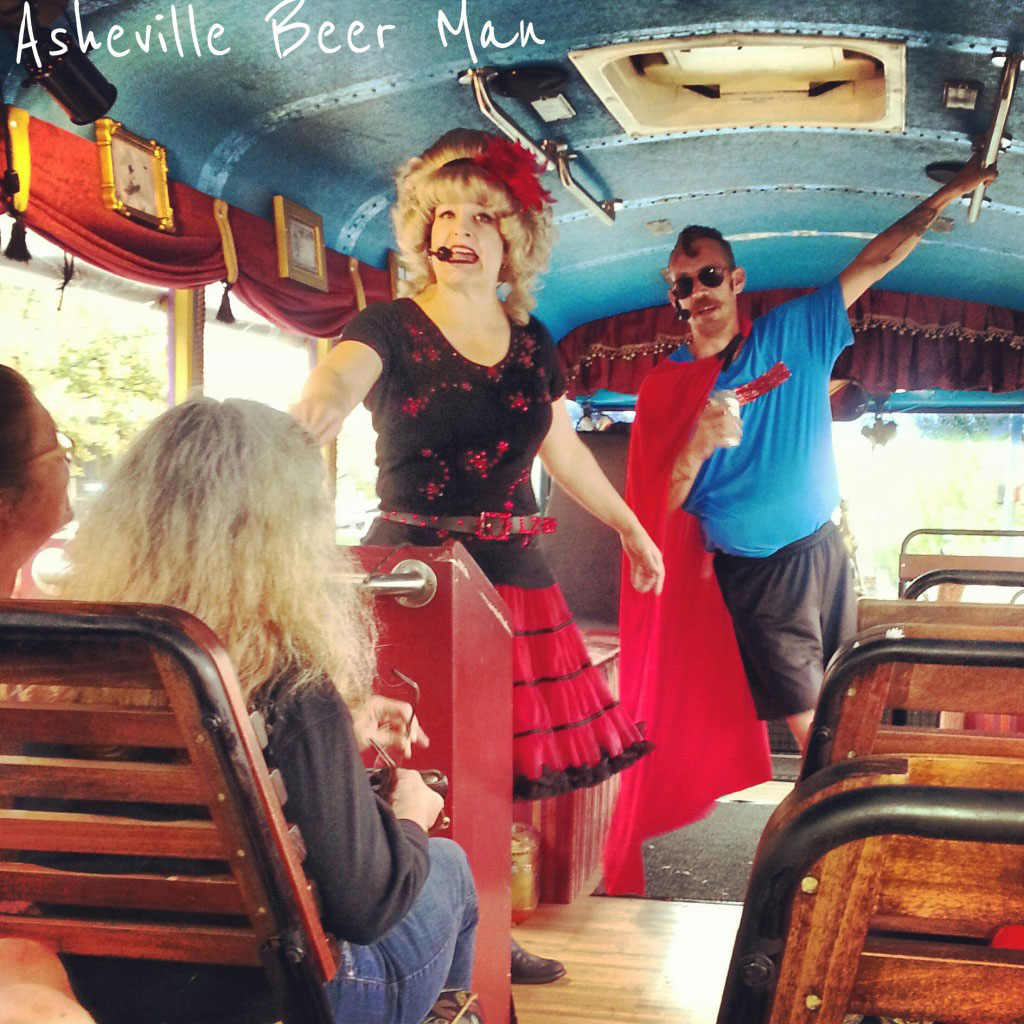 asheville beer man