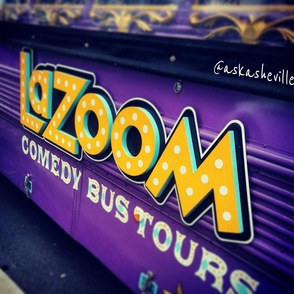 lazoom tours asheville