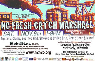 NC Fresh Catch Marshall WNC