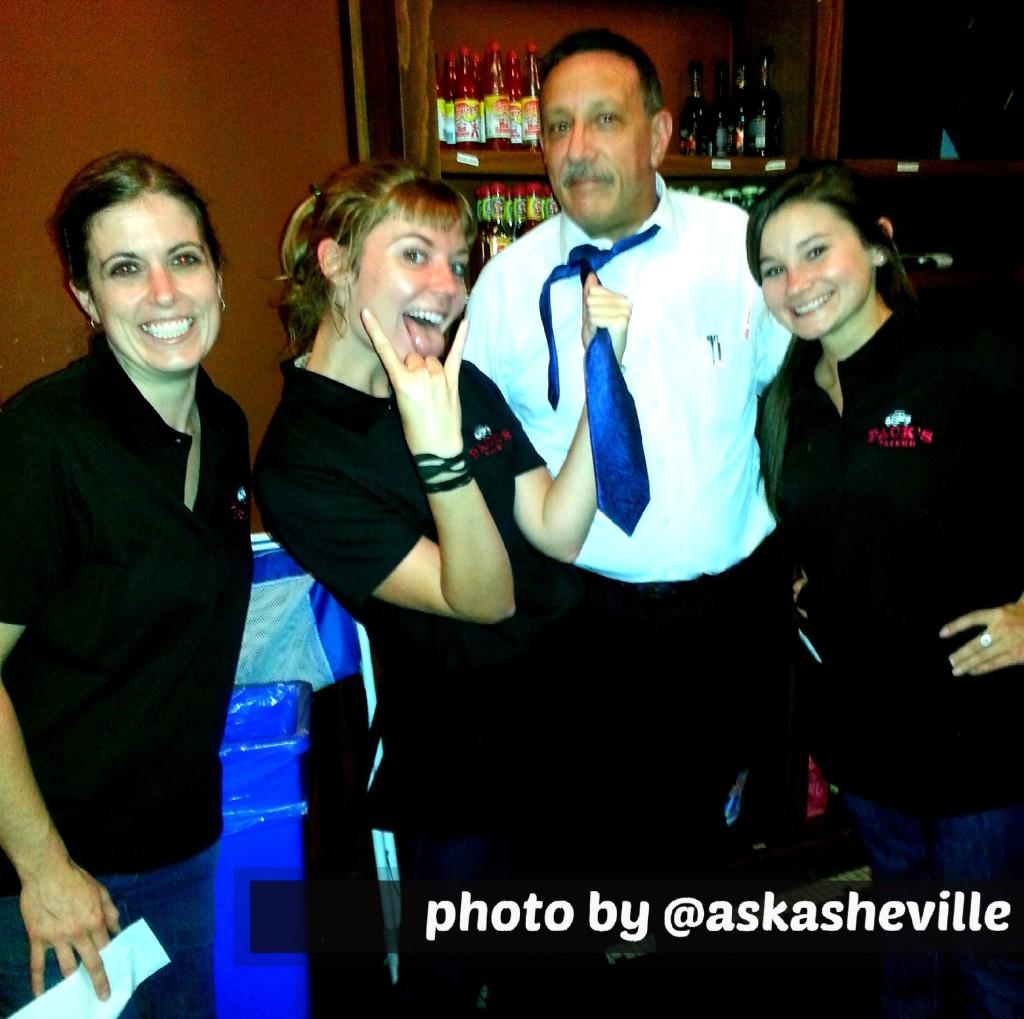 vibrant asheville business packs tavern