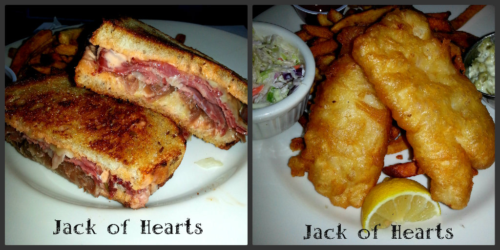 weaverville nc restaurant jack of hearts