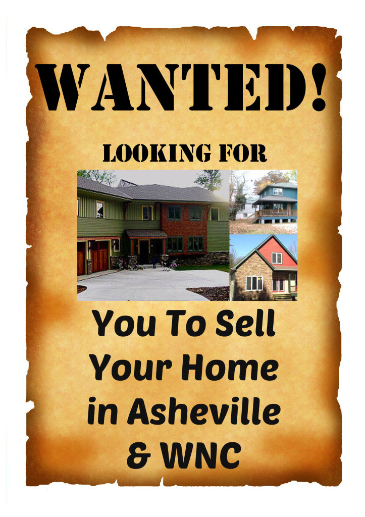 asheville real estate sell your home