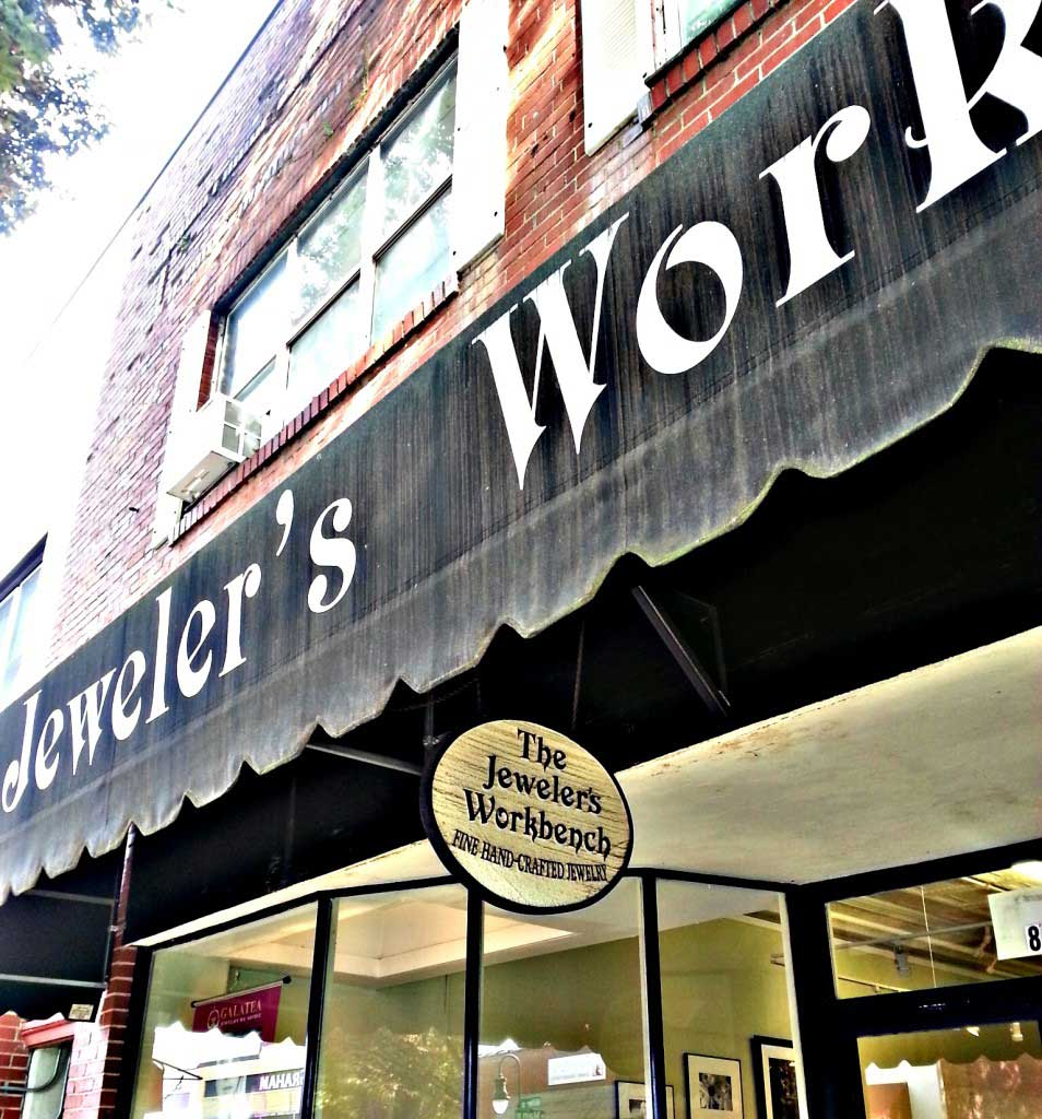 jeweler's workbench waynesville nc