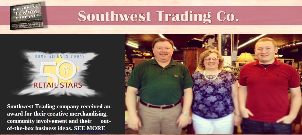 southwest trading company spruce pine nc