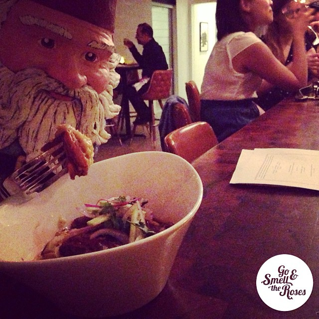 travelocity roaming gnome asheville foodie