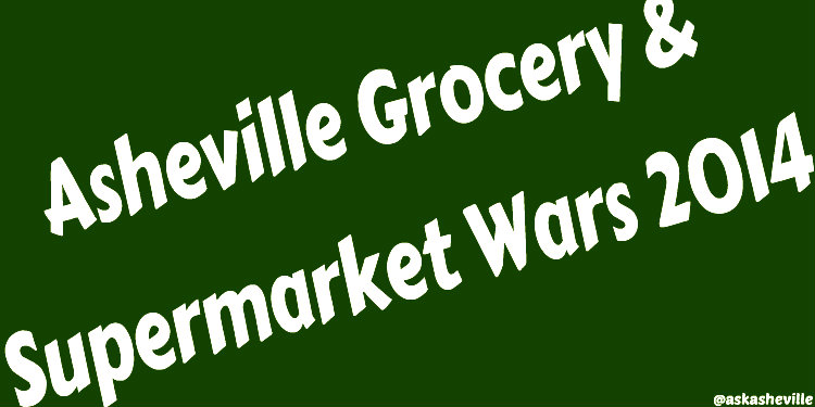 asheville grocery store supermarket wars