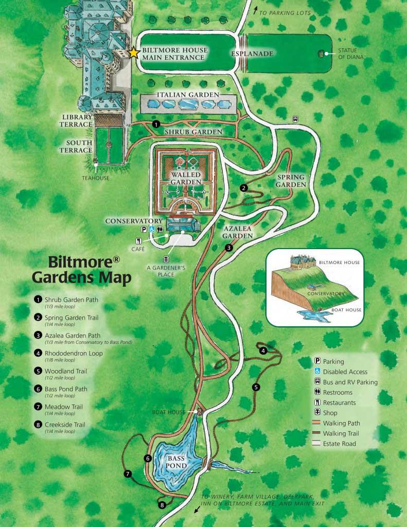 biltmore blooms gardens asheville nc