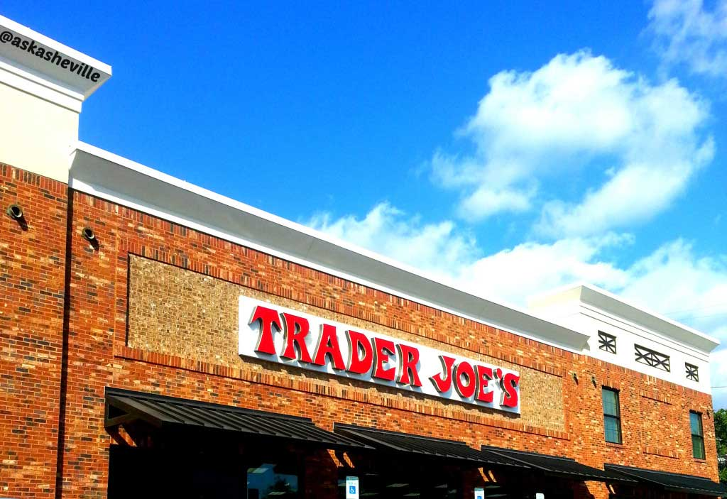 trader joes asheville north carolina