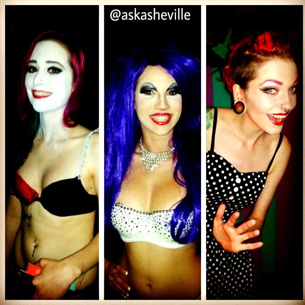 asheville ftw burlesque 2013