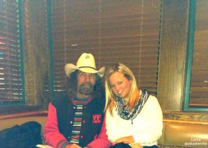 Artimus Pyle and Lorna Hollifield January 3, 2014