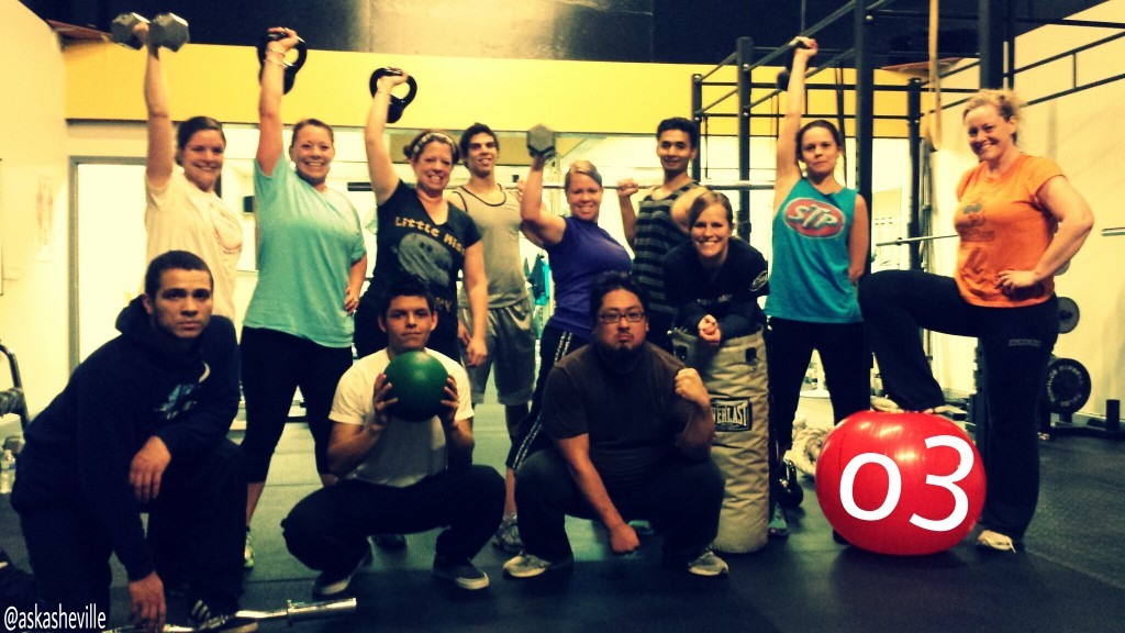 Asheville Fitness by o3
