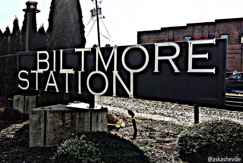 Biltmore Station Biltmore Village Asheville NC