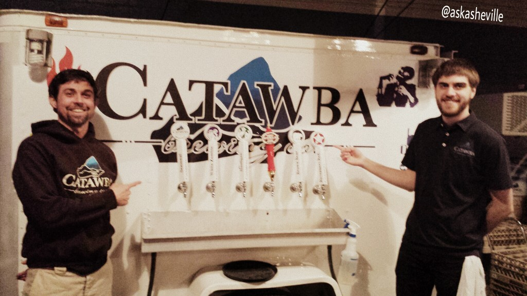 catawba valley beer asheville