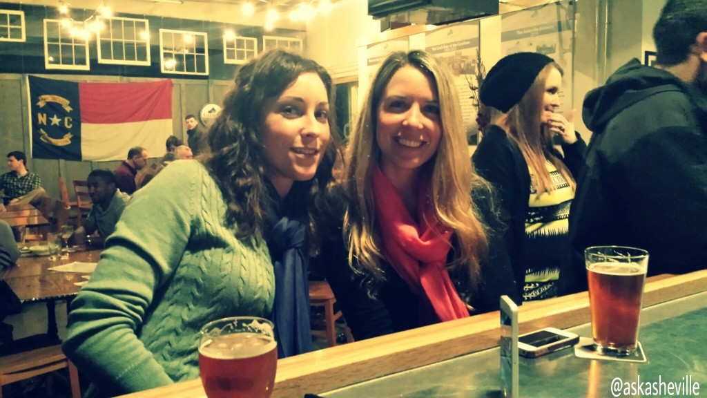 friends catawba valley brewing asheville