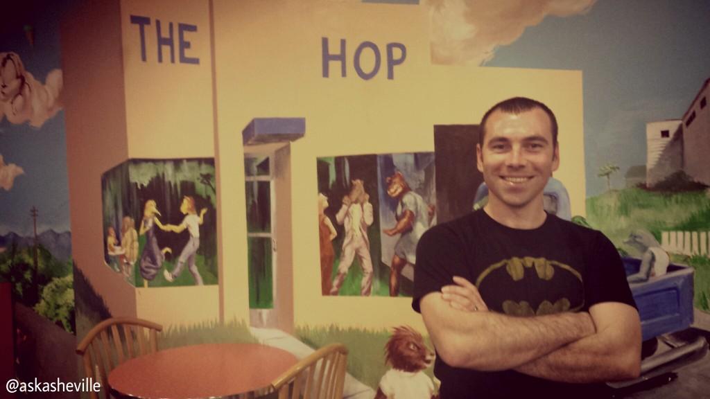 Hop Ice Cream Asheville NC