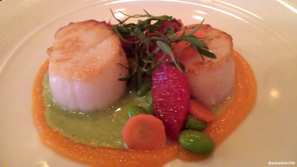 asheville restaurant edison at grove park