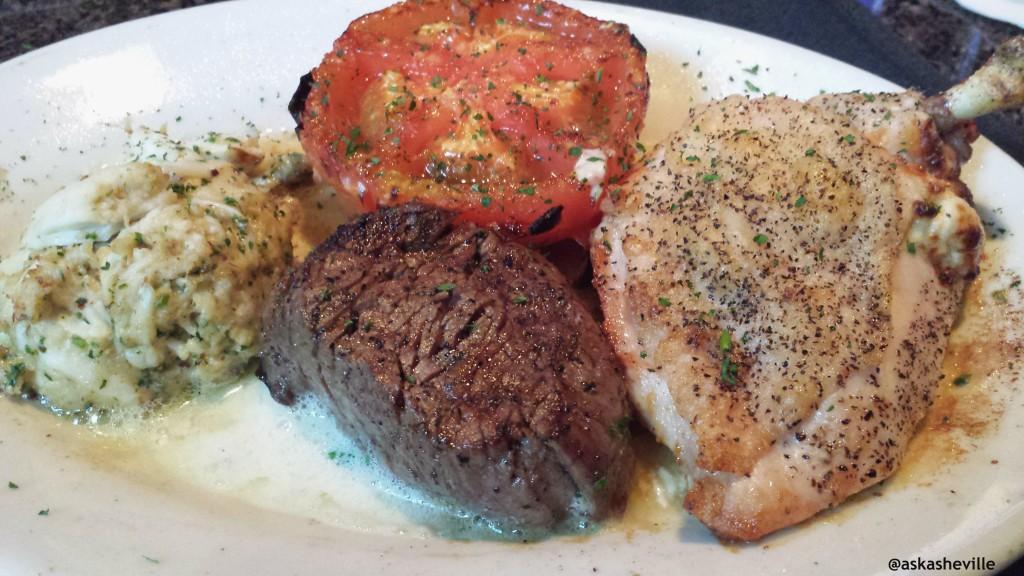 asheville restaurant ruths chris biltmore village