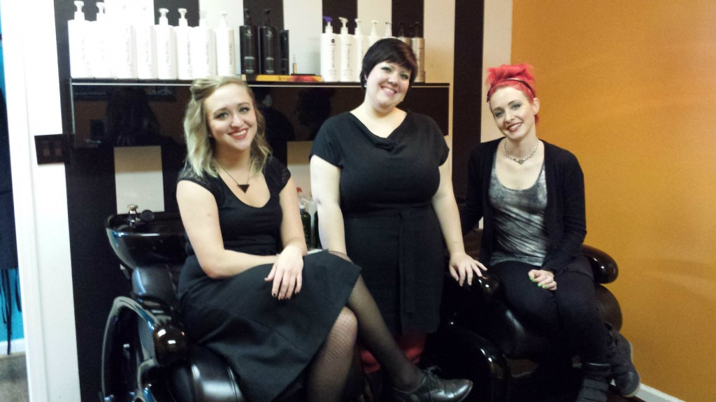 lux salon hendersonville north carolina hair
