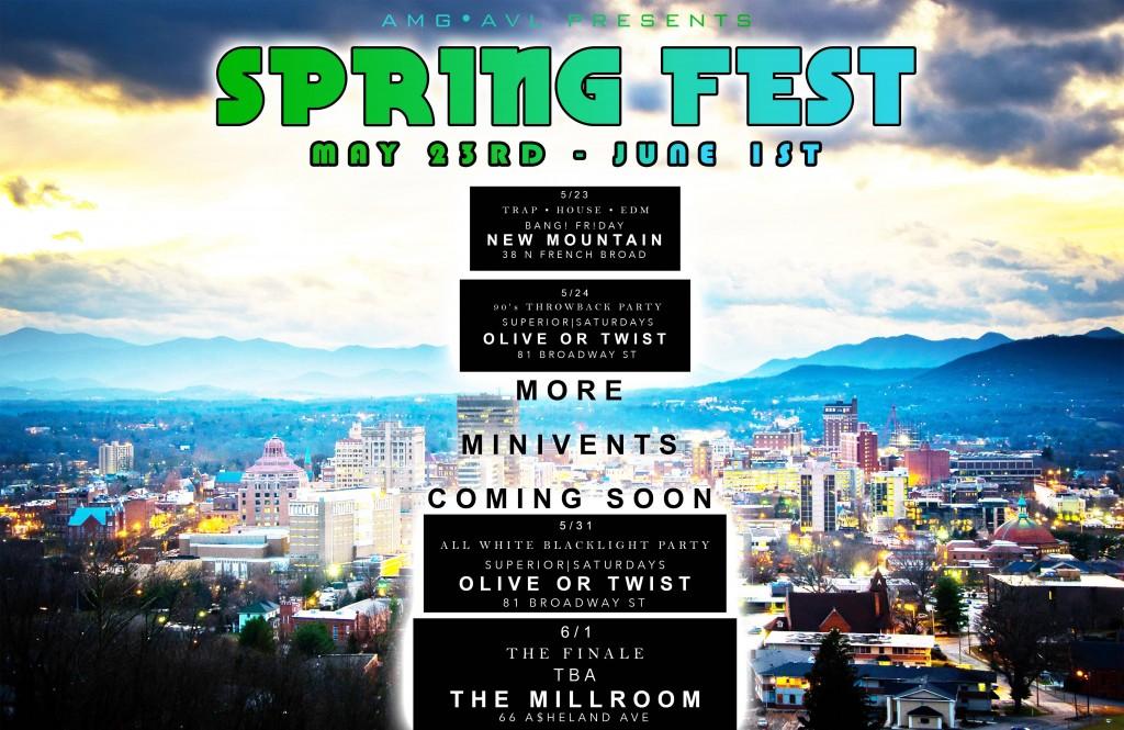 asheville spring fest 2014