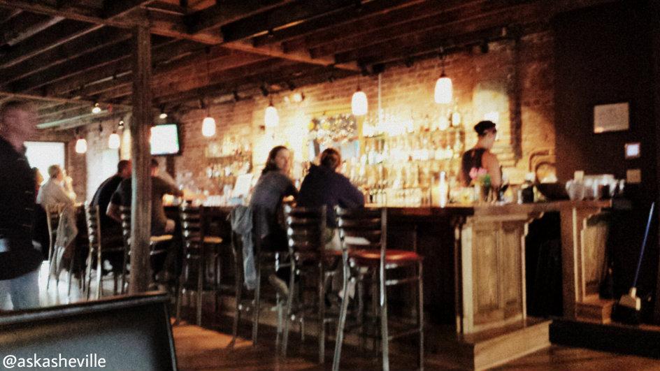 asheville bar buffalo nickel