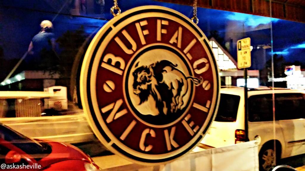 buffalo nickel west asheville