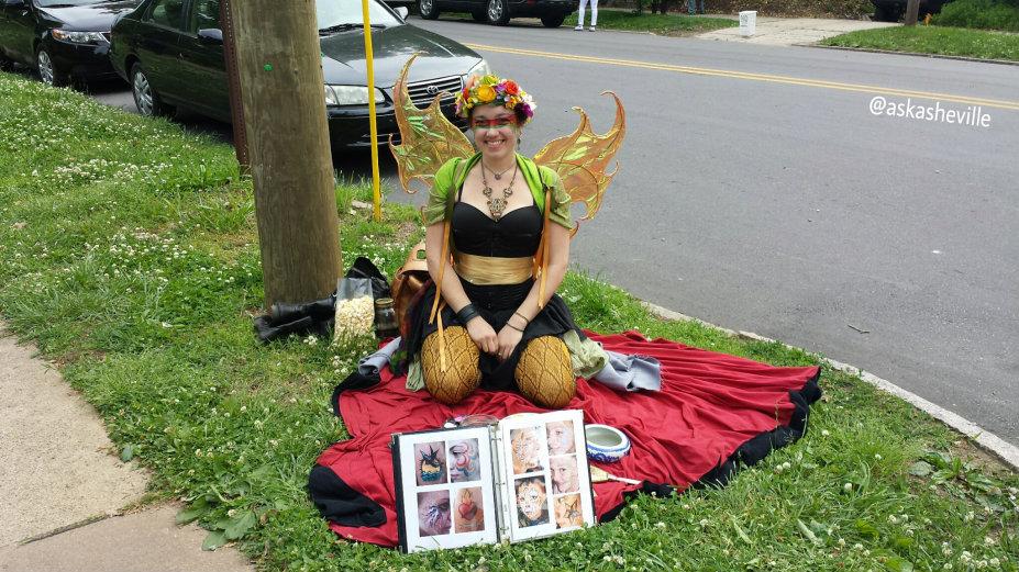 asheville fairy