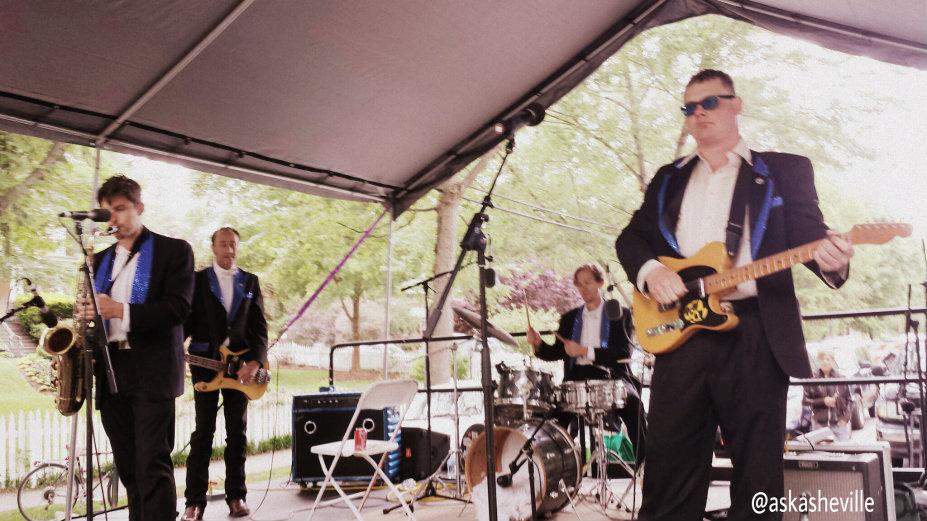 asheville music montford fest