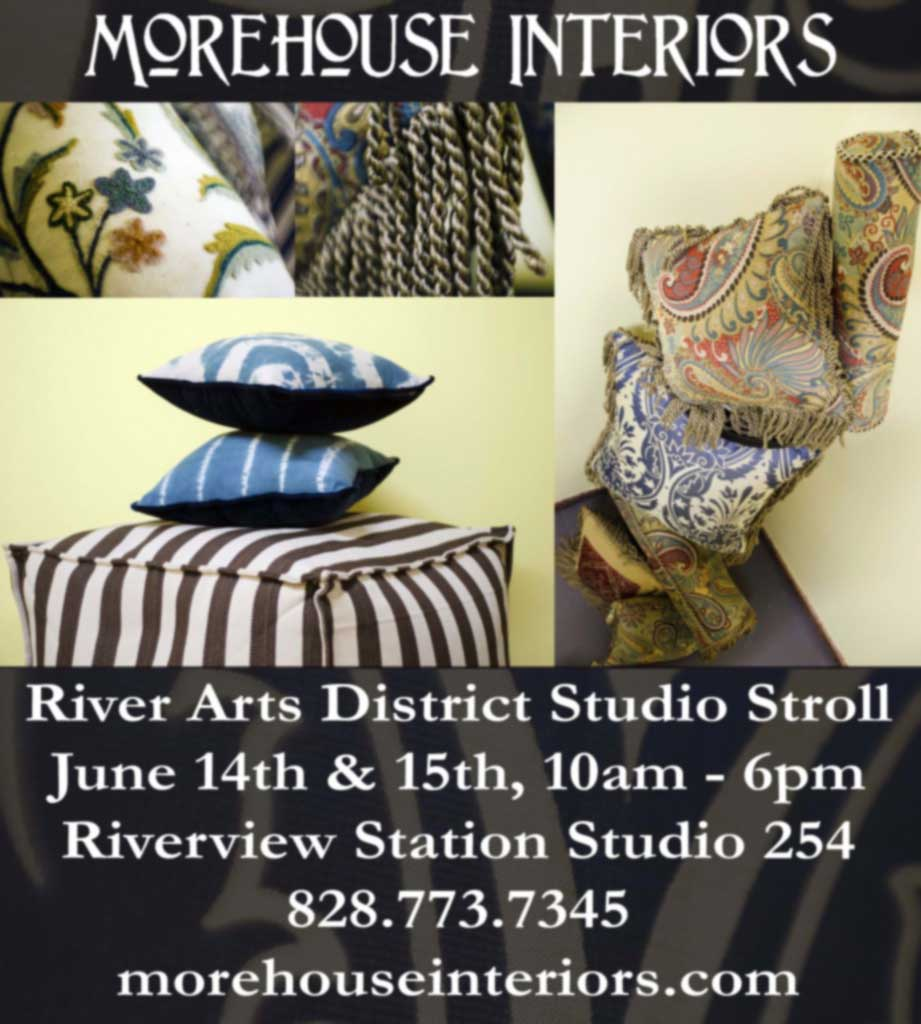 Morehouse Interiors Studio Stroll Invitation AskA