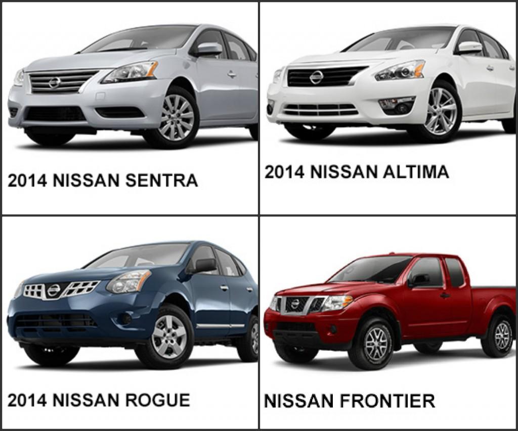 Asheville Auto Rental Nissan