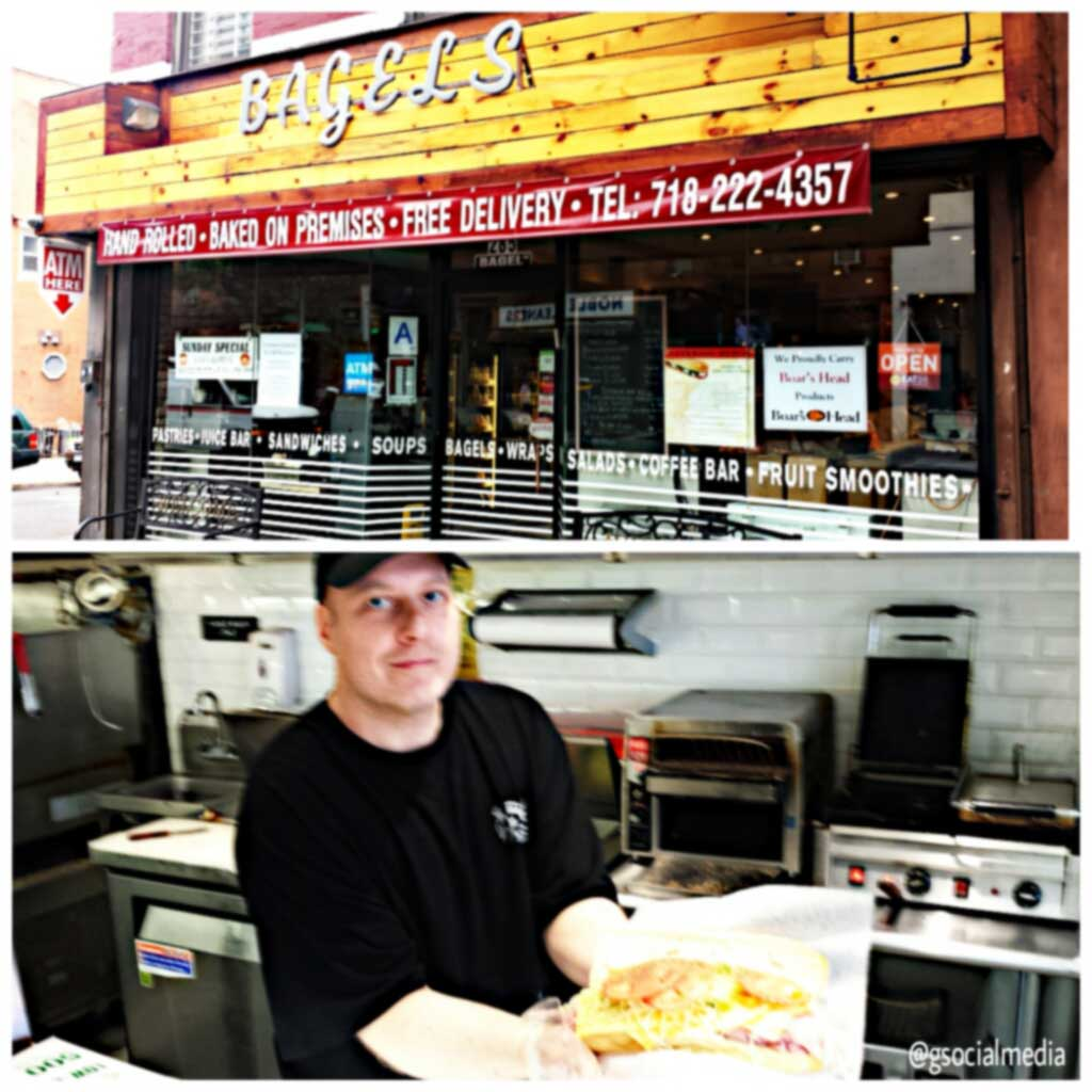 brothers bagel cafe brooklyn ny