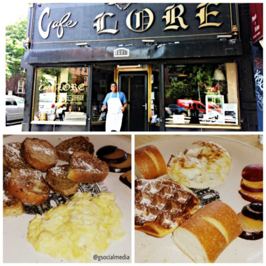cafe lore brooklyn