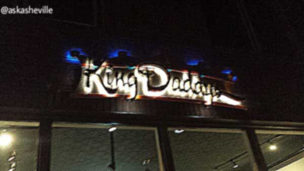 king daddys west asheville nc