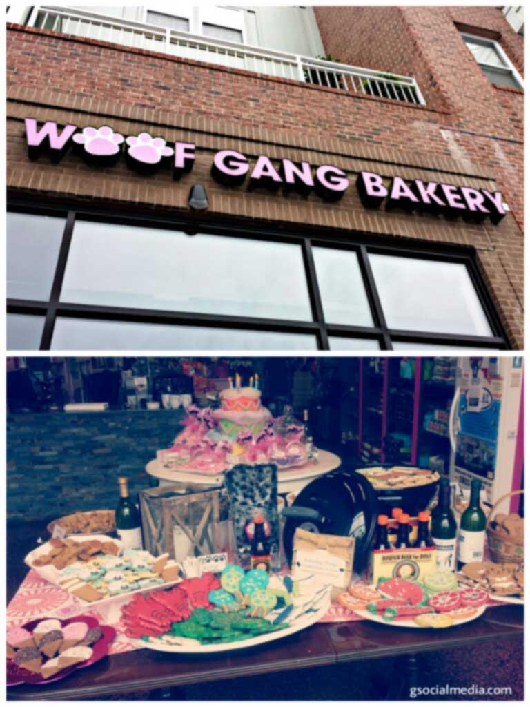 woof gang bakery asheville biltmore park