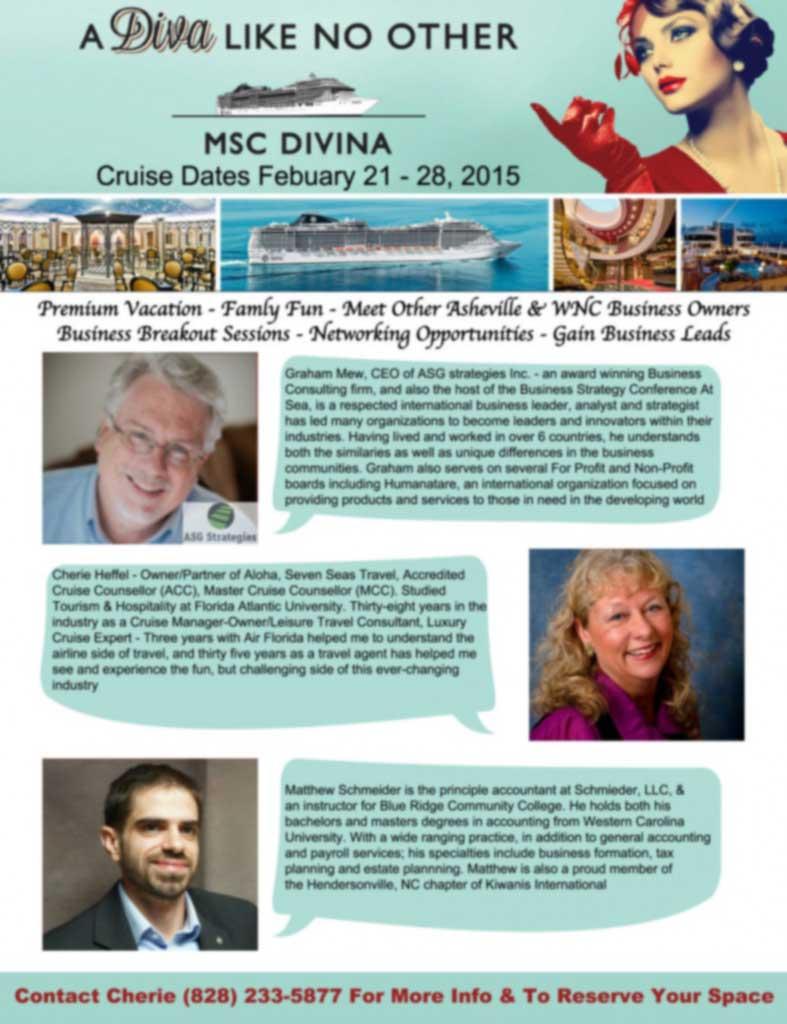 asheville business cruise 2015