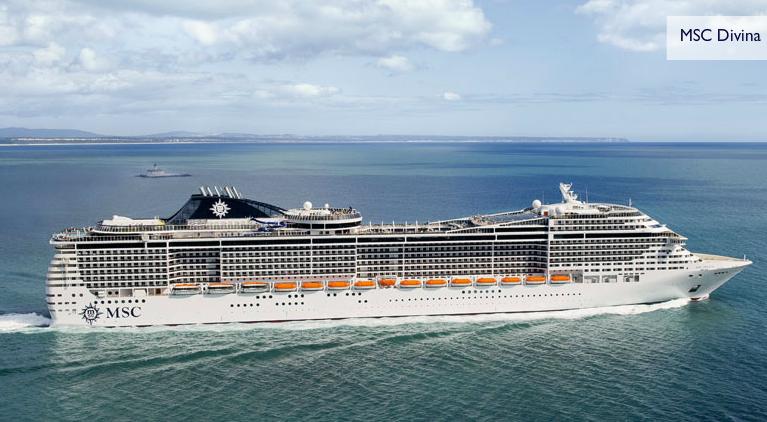 msc divina asheville business cruise