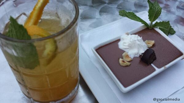 social lounge asheville dessert