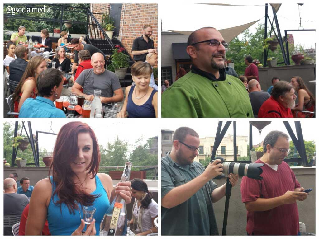 social lounge asheville events