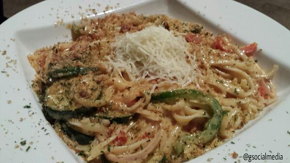 south asheville pasta dinner