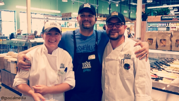 whole foods asheville staff